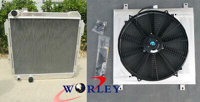 Radiator&Shroud&Fan for TOYOTA HILUX LN50 LN60 LN61 LN65 LN85 2.4L Diesel 84-91