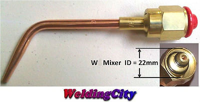 Weldingcity Acetylene Welding Nozzle Heating Tip 00-w 00 Victor 300 Torch Usa