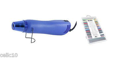 Ecg Hg-hs-9 Mini Heat Gun Shrink Tubing Kit - Includes Hg-300d Mini Heat Gun