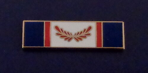 COMMUNITY SERVICE COMMENDATION Gold award bar uniform pin police/sheriff/fire