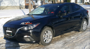Heated seats Push button start Back up camera 22K Winter tires