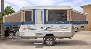 Jayco Eagle Outback Camper Trailer Tweed Heads Tweed Heads Area Preview