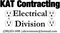 KAT Contracting Electrical division