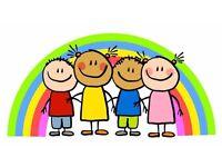 Child minding service