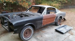 Wanted 65/66 Mustang fastback project car