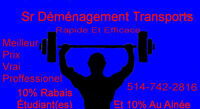 Sr demenagement transports