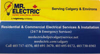Qualified Electricians in Calgary