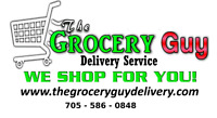 Delivery driver for groceries and catering.