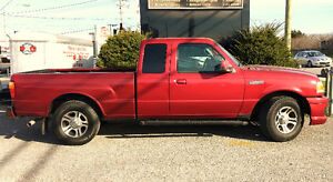 CAMION 2006 FORD RANGER PICKUP TRUCK