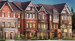 Freehold Towns, Eaton Square, Markham new Towns
