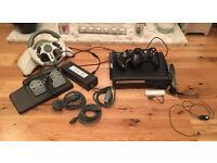 Xbox 360 Elite + 25 Games + Accessories