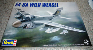 Revell 1/48 EA-6A Wild Weasel