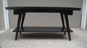 Mid Century LANE 2 Tiered Double Planter Hutch Credenza Tv Stand Kitchener / Waterloo Kitchener Area image 2