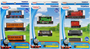 Tomix / Tomytec Thomas and Friends N Scale Trains Japan Imports