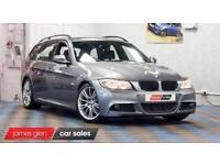 2008 58 BMW 3 SERIES 2.0 320D M SPORT TOURING 5D 175 BHP DIESEL