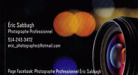 Professional Photographer 25% Discount On All The Packages