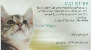 CAT AND HOUSE SITTING SERVICES