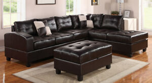BRAND NEW SECTIONAL ON YEAR END SALE
