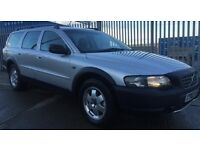 Volvo XC70 2.4 D5 Auto**FULL LEATHER**SAT NAV**FULL YEARS MOT**