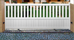 Sliding gate opener + Installation costs
