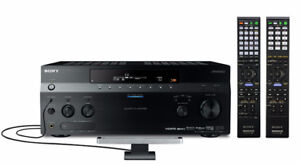 SONY STR-DA5400ES ELEVATED STANDARD HOME THEATER RECEIVER