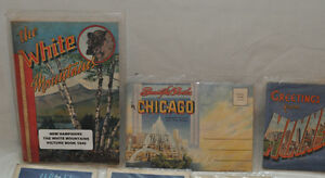 Lot of old paper maps and postcards Kitchener / Waterloo Kitchener Area image 2