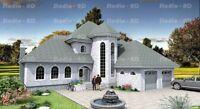 technicien architecture - technologue architecture - Plan maison