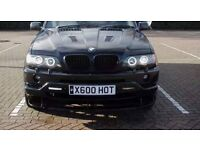 Private plate x5 x6 BMW