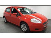 2009(09)FIAT GRANDE PUNTO ACTIVE 1.3 DIESEL M-JET BRIGHT RED,£30 TAX,BIG MPG,CLEAN CAR,GREAT VALUE