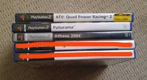 PS2 / Playstation 2 games - $4 each Bedford Bayswater Area Preview