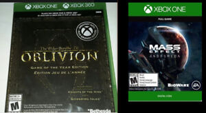 Jeux XBOX ONE à vendre