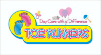 Toe Runners Day Care: Home away from home @ $18.20 PER DAY