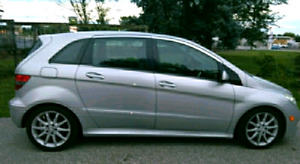 MERCEDES BENZ B200 TURBO - VERY NICE CAR A1 SHAPE - GREAT PRICE