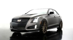 AERO KIT FOR CADILLAC ATS 2013-2015 FRONT LIP AND SIDES