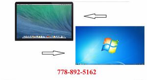 North Burnaby Onsite Computer Repair and Services - Mac / PC
