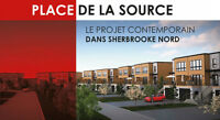 4plex neufs avec garage, Style Condo Sherbrooke Nord
