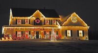 Christmas Lights Installation Help for Hire