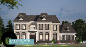 New Luxury Home in Ballantrae/Stouffville - Sits on 1 Acre Lots