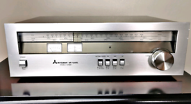 Vintage Mitsubishi Stereo Tuner