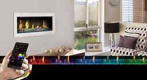 Napoleon LV38 Linear  Gas fireplace