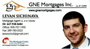 Mortgage! Private funds available!