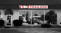 QUALITY Trailer Parts, Accessories, & Service