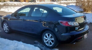 2011 Mazda3 LOW KM LOADED