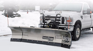 SnowDogg Plow XP810 - LOWEST PRICE - Inventory Clearance Cambridge Kitchener Area image 2