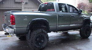 2007 Dodge Power Ram 1500 SLT Pickup Truck LIFTED RIMS EXHAUST Stratford Kitchener Area image 5