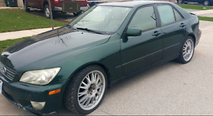 2001 Lexus is300 being sold AS IS no low ballers!