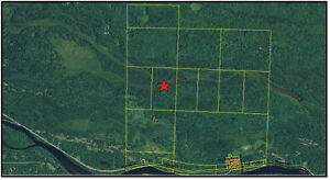 Acreage Hunting Land close to Highway 17 near Blind River