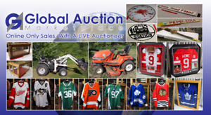 Global Auction Marketplace, September Sale