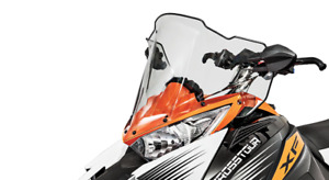 Arctic cat windsheild Mid Hight, was used fro about one month.