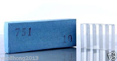 5 Pcs Cuvettes 751 Optical Glass 10mm Cell Cuvette Quartz Cuvettes